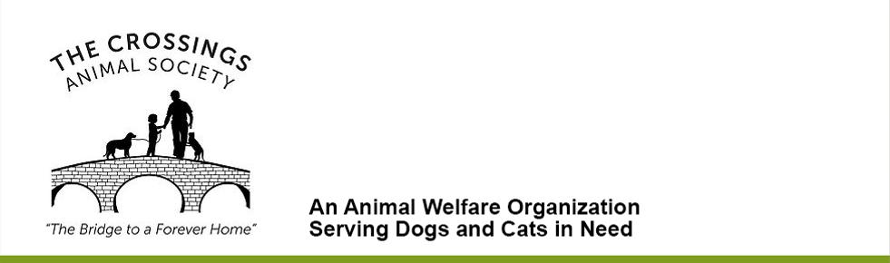 The Crossings Animal Society, A 501c3 Non Profit Animal Welfare Organization in Washington Crossing, Pennsylvania