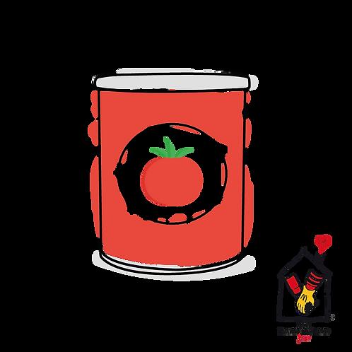 Molho de tomate 340g - Unidade