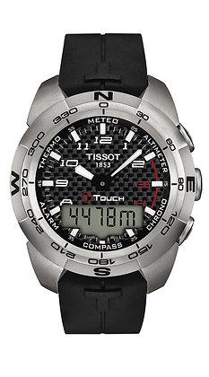 TISSOT T-TOUCH EXPERT TITANIUM
