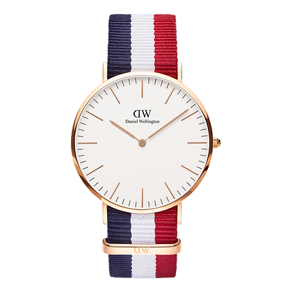 DANIEL WELLINGTON CLASSIC | 40MM CAMBRIDGE