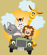 png-transparent-elephant-tiger-giraffe-a