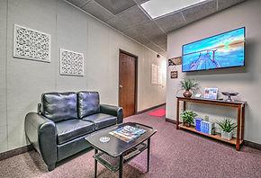 Drug and Alcohol Treatment Center Main Lobby