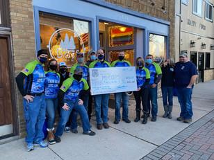 Michigan Police Unity Team Rides for MI-C.O.P.S.