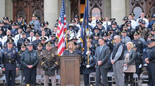 26th Annual Peace Officers Memorial Service