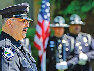 2017 West Bloomfield Police Memorial Ceremony