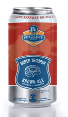 Petoskey Brewing Supports Law Enforcement