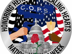 National Police Week 2021-POSTPONED