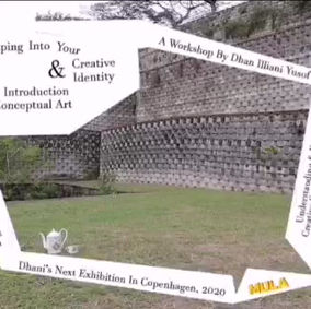 Tapping Into Your Creative Identity & Introduction To Conceptual Art
