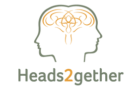 Heads2gether Counselling Logo