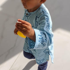 Organic Clothes for babies and kids - Aavik Organic
