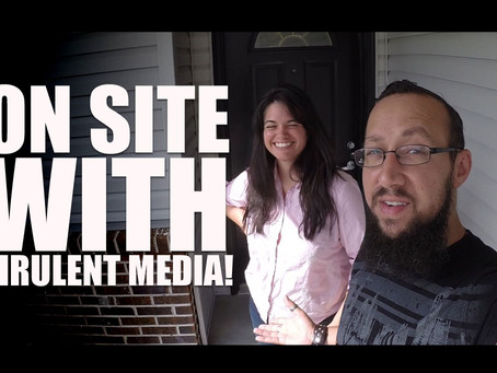 VIRULENT MEDIA ON SITE VIDEO COMING SOON . . .