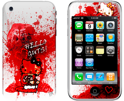 iPhone Skin Design