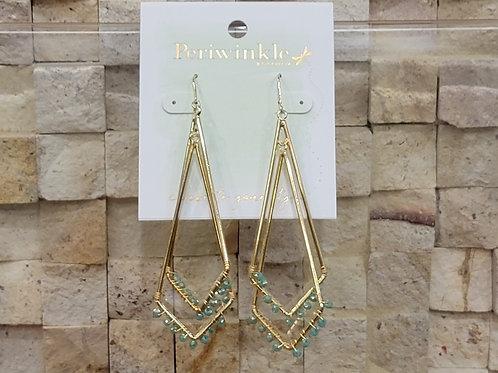 Periwinkle Earring