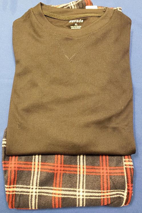 Men's Pajama Set XL