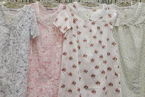 Silhouettes Cotton Nightgowns