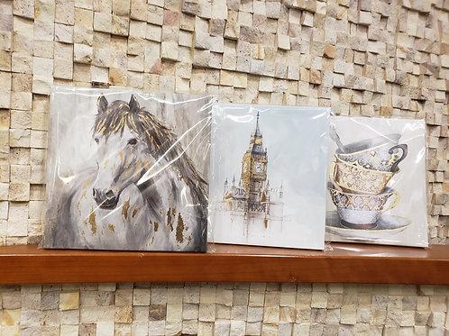 Assorted Canvas Art Print