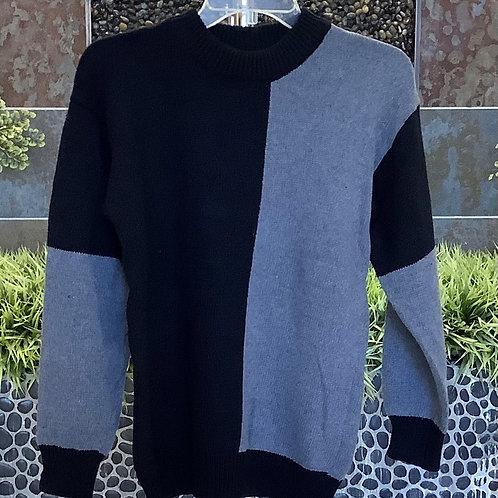 Talbots Ribbed Neck Sweater