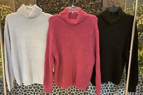 FallsCreek Turtleneck Sweater