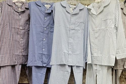 Men's Comfort Zone Lightweight Pajama Set