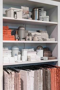 textielafdeling Deckers Interieur