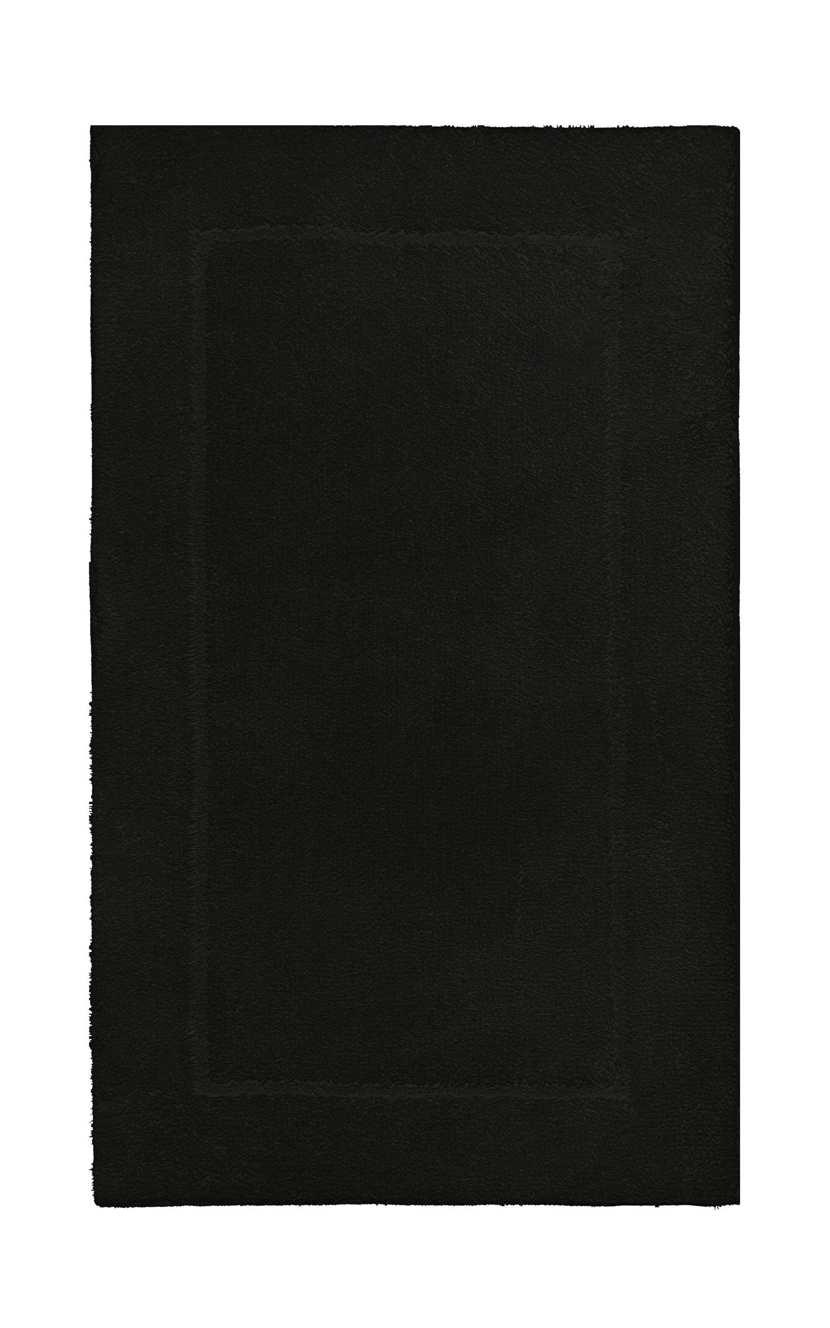 Aquanova zwarte badmat