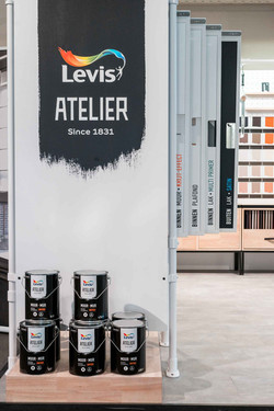Levis Atelier stand