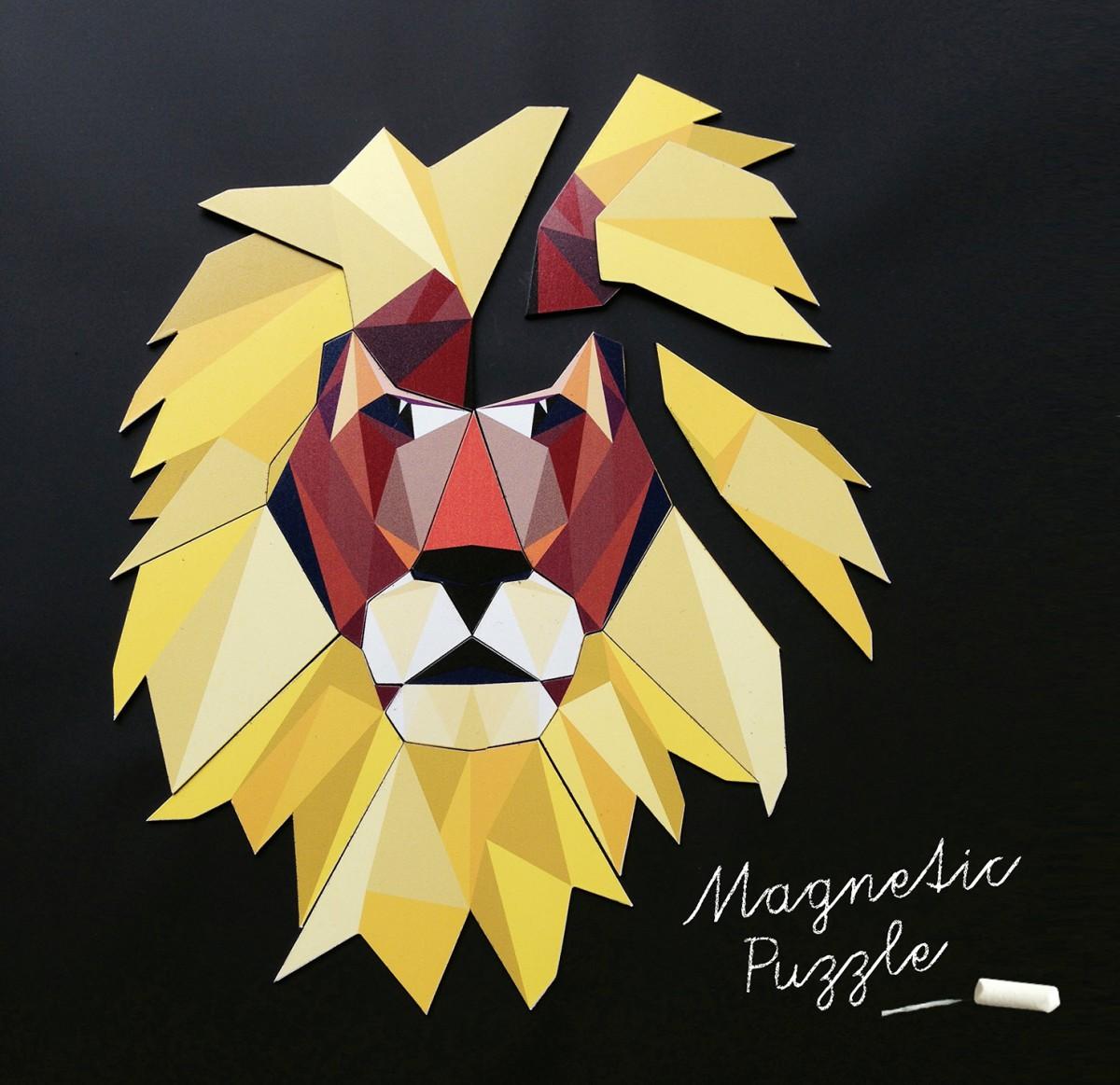 Magneetsticker