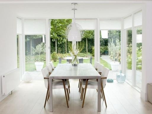 Bespaar energie met isolerende raamdecoratie