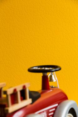 Overschilderbaar vliesbehang Deckers