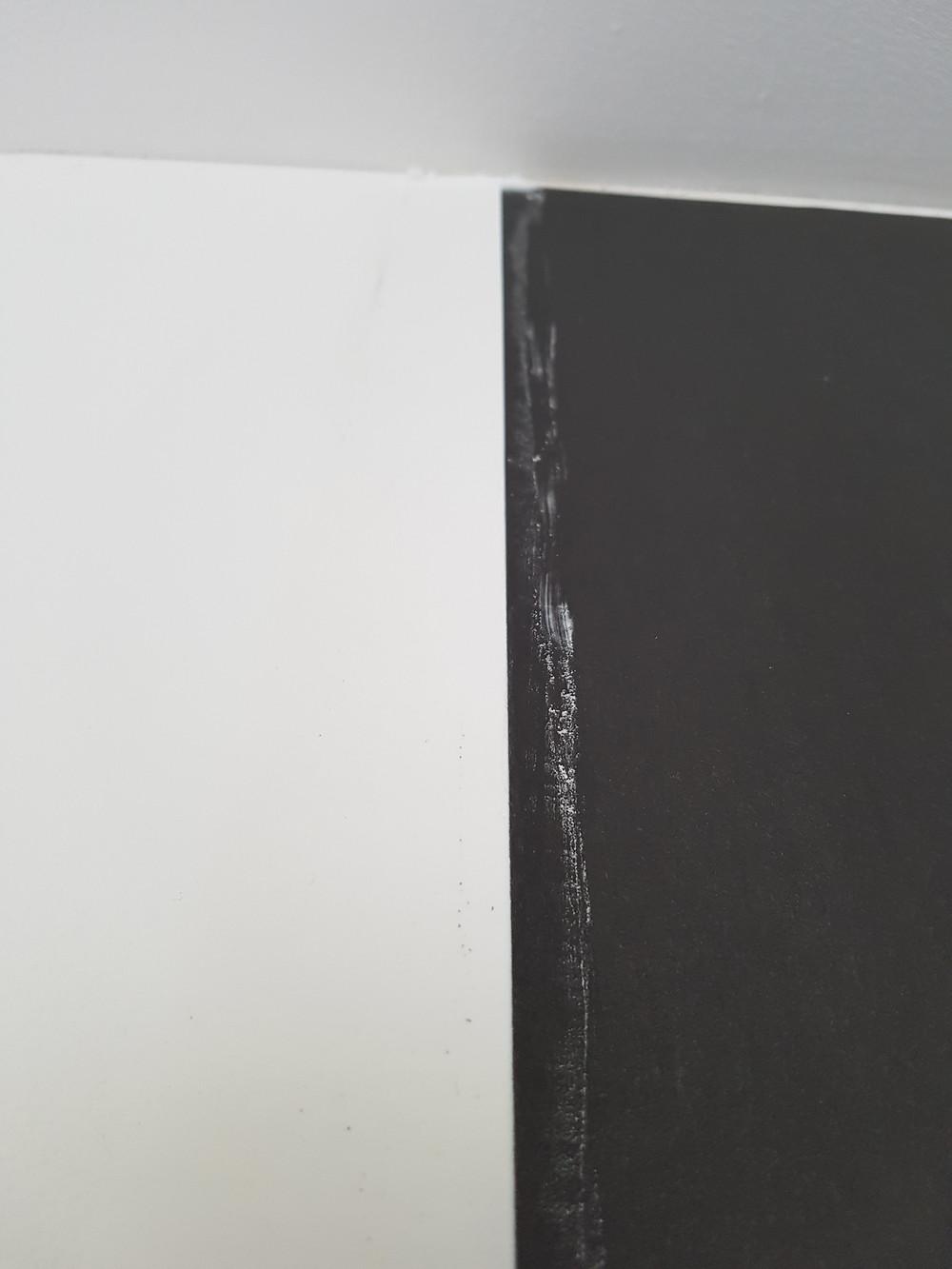 Magneetbehang plamuur