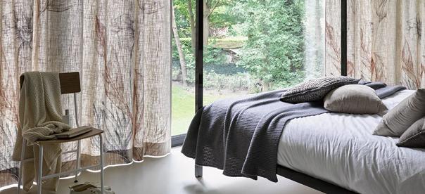 Slaapkamer voorzien van Artelux
