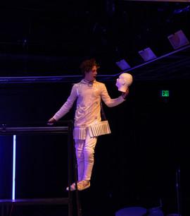 Hamlet, directed by Scarlett Kim, 2018