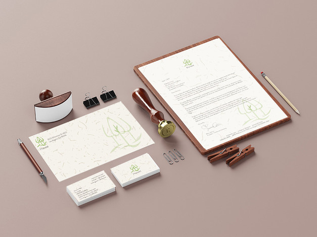 Branding Design for the Honest Comany