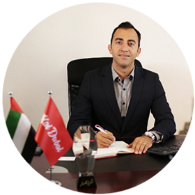 United Arab Emirates Sales and Marketing Expert