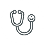 Healthcare and Medical Equipment Icon of Experts for Japan