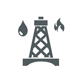Gas Oil and Petroleum Icon of Experts for Sint Maarten