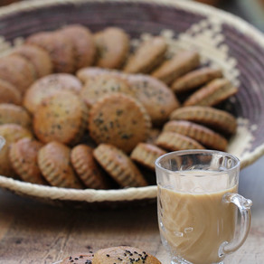 Yemeni Milaban (Milk Tea/Chai)