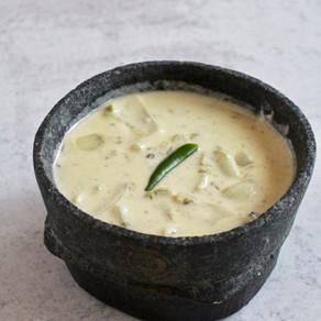 Yemeni Mateet (breakfast soup)