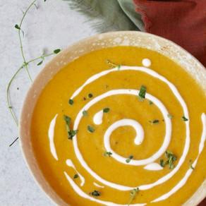 Veggie Loaded Soup