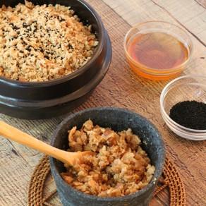 Mafhoosa (Breadcrumbs & Honey)