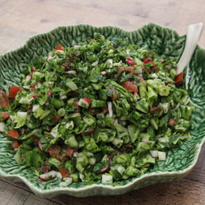 Classic Yemeni Salad
