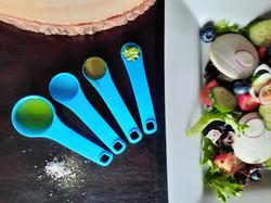Ingrédients salade