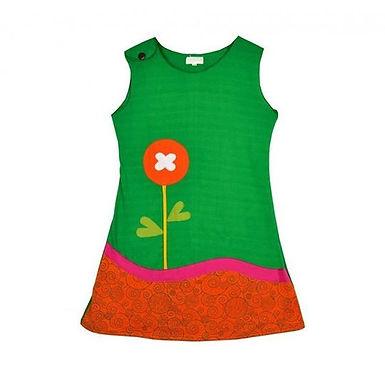 Vestido floral mamá (PACHAMAMA)