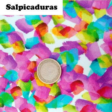 TOALLAS DE LACTANCIA. Estampados Mix