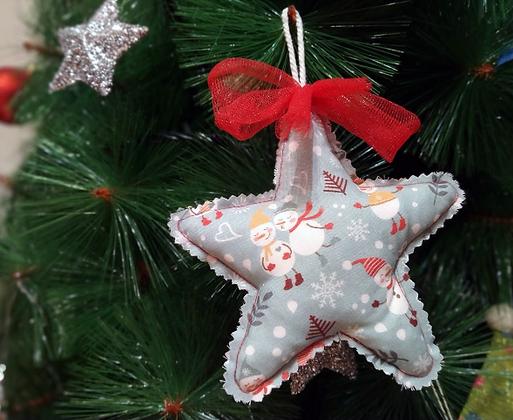 Estrellas. Estampados Navidad
