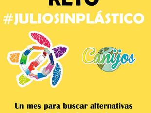 Julio sin plástico