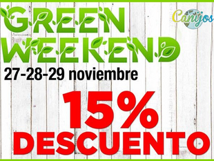 Green Week: 15% de descuento en Zero Waste