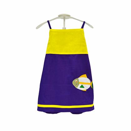 Vestido pez Pachamama