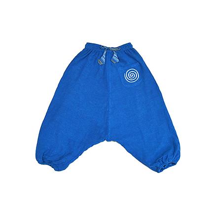 Pantalón espiral azul  (PACHAMAMA)