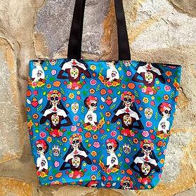 Bolsos o tote bags personalizadas Canijos Kids  & Zero Waste